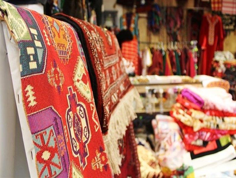 بازار ترکمنها یکی از شلوغترین و مشهورترین بازارهای سنتی شهرستان ساری است