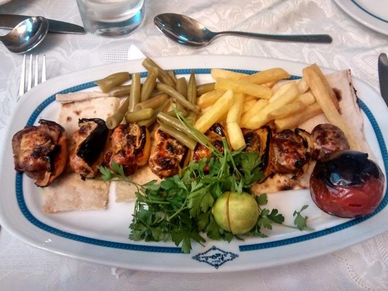 رستوران شهرزاد اصفهان