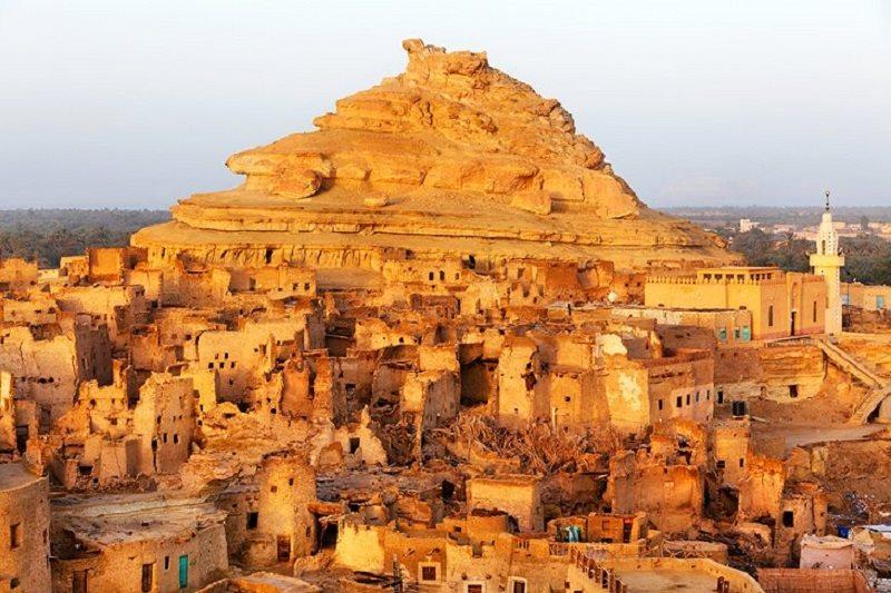 واحه سیوا جاهای دیدنی مصر