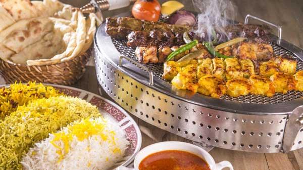 رستوران شبستان شیراز