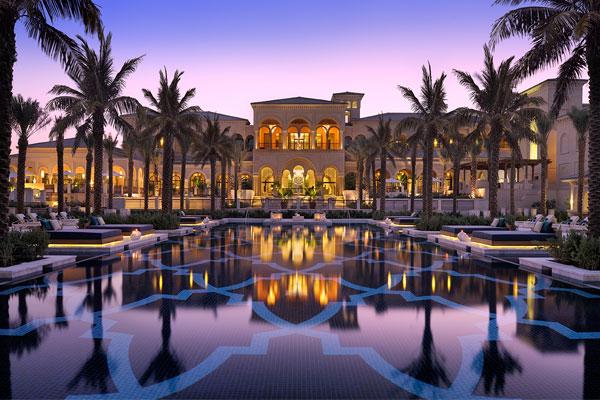 بهترین هتل دبی - هتل One&Only The Palm